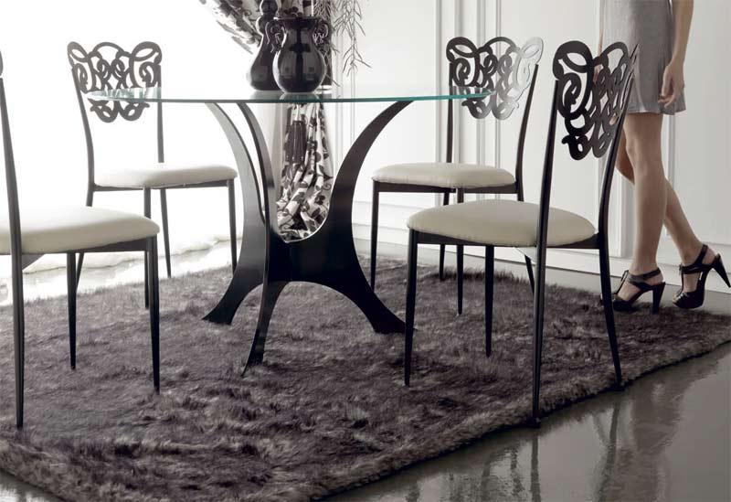 Mesa forja milos blog de artesania y decoracion - Mesa de forja ...