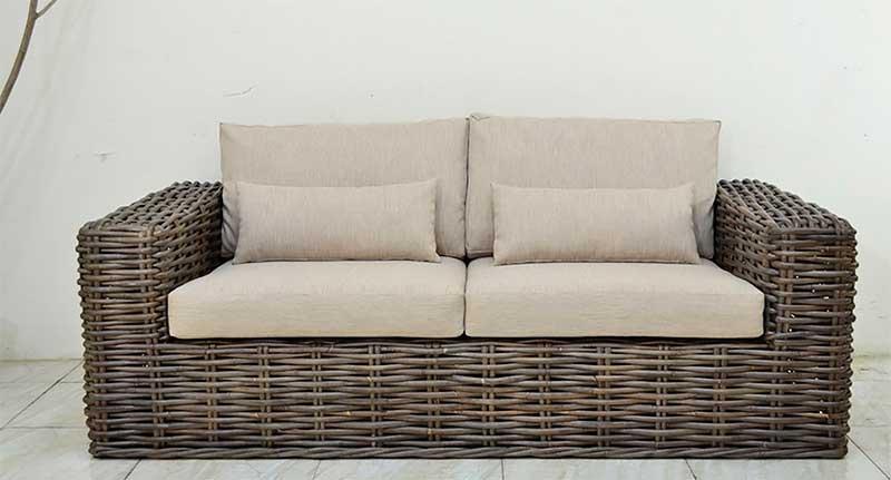 Sofa rattan grueso aladane i blog de artesania y decoracion - Sofas de mimbre ...