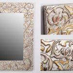 Espejo Mosaico Carved Amour