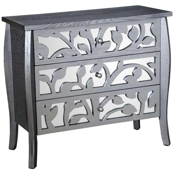 Comoda plata talla espejos ajasson blog de artesania y - Artesania y decoracion ...