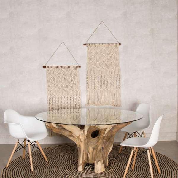 Mesa comedor grande redonda baleas blog de artesania y - Artesania y decoracion ...