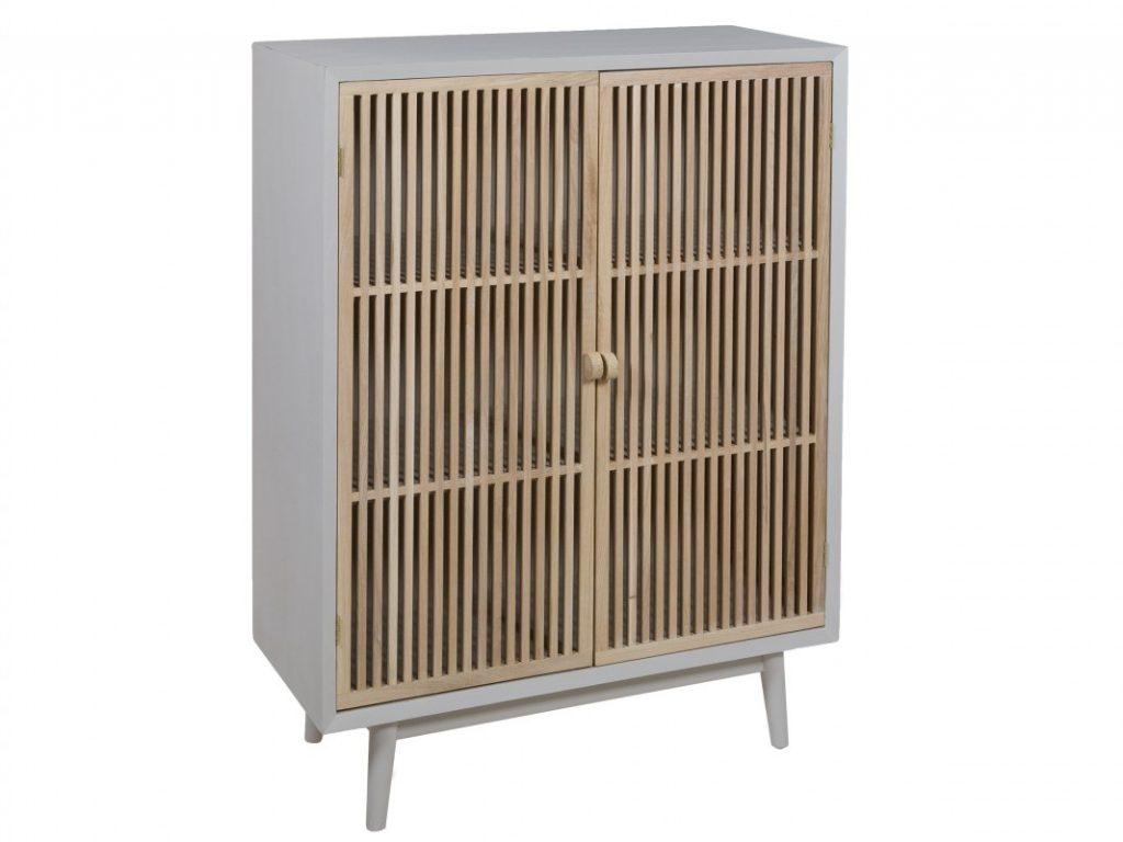 Armario estantes moderno 2 puertas