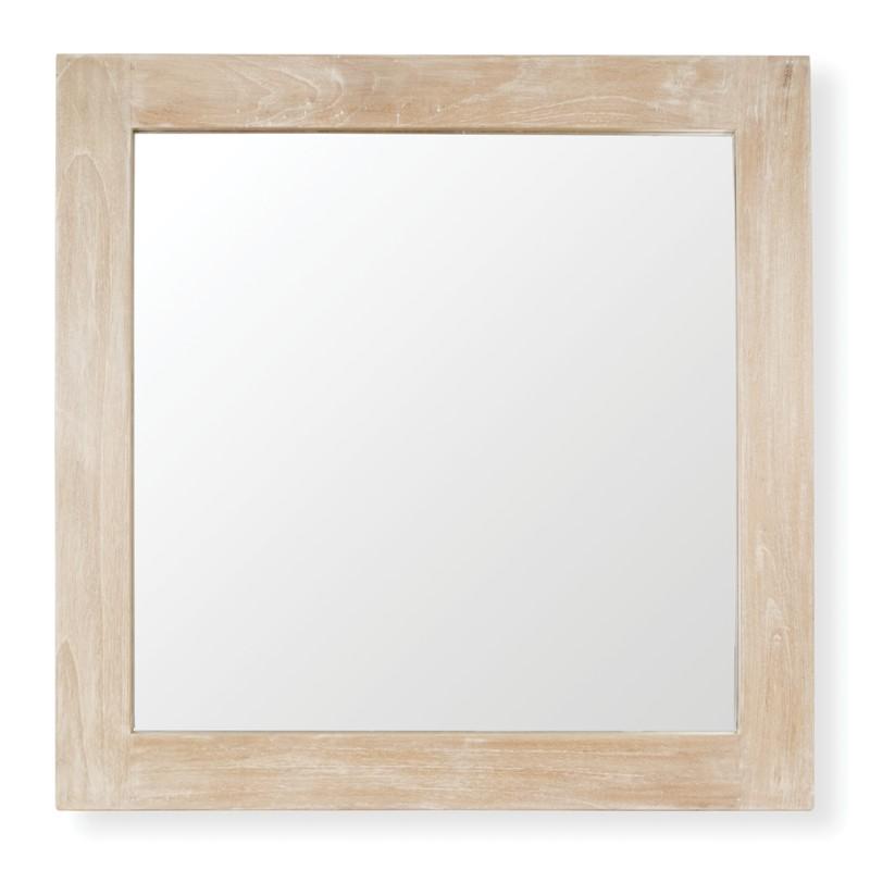 Espejo comoda colonial blanco decape