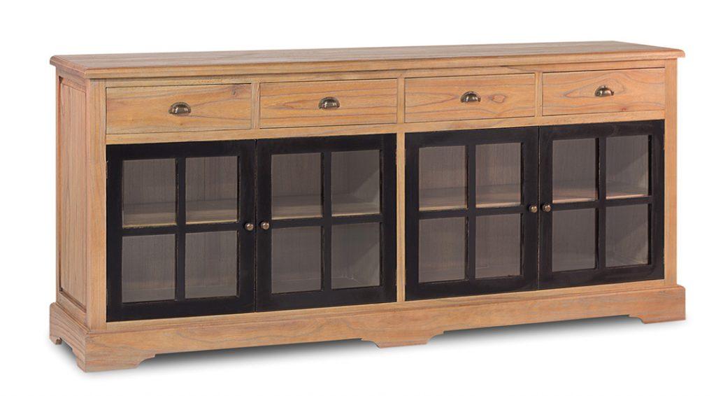 Aparador buffet madera estilo contemporaneo