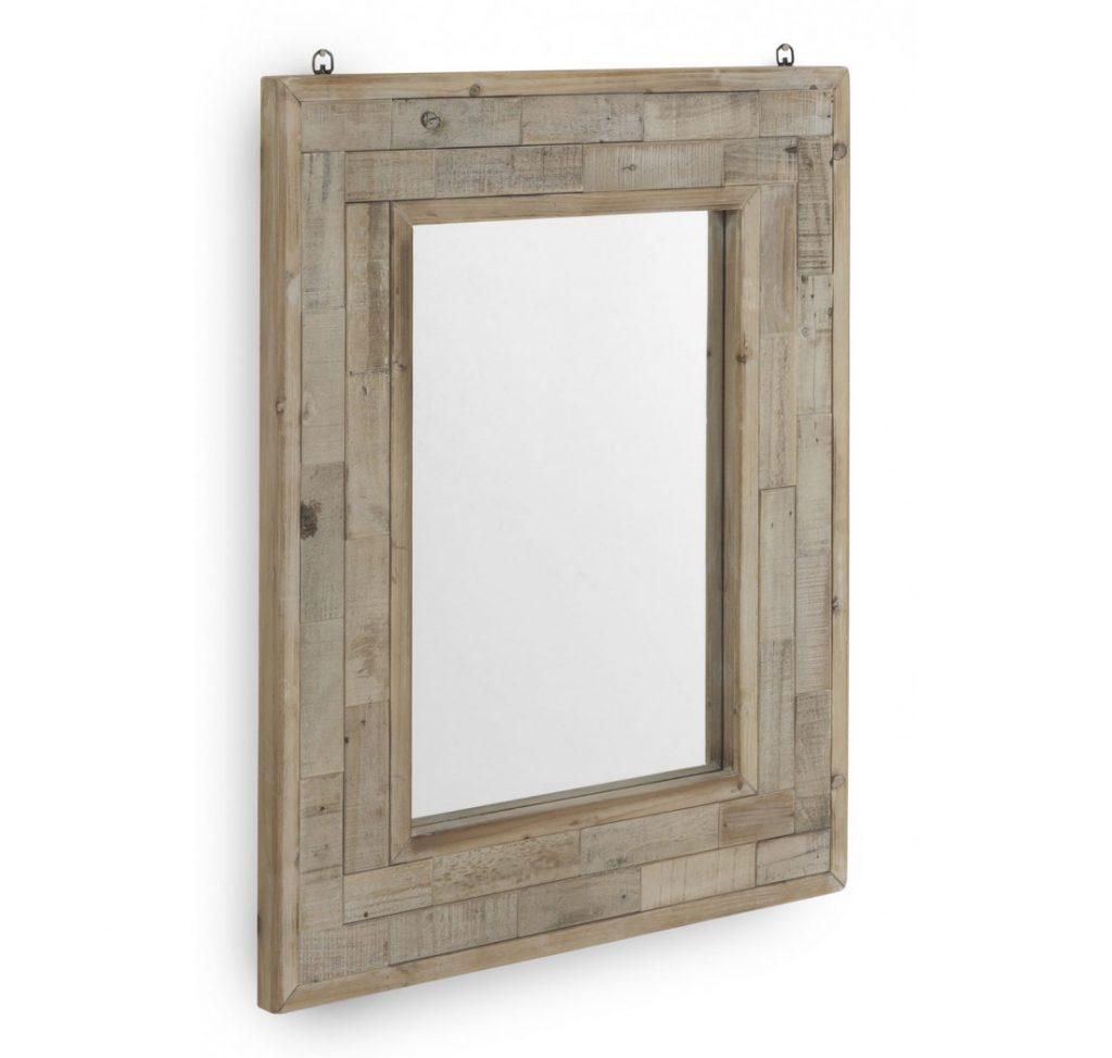 Espejo decoracion madera reciclada