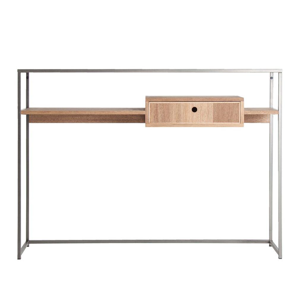 Mueble recibidor diseño actual 1 cajon