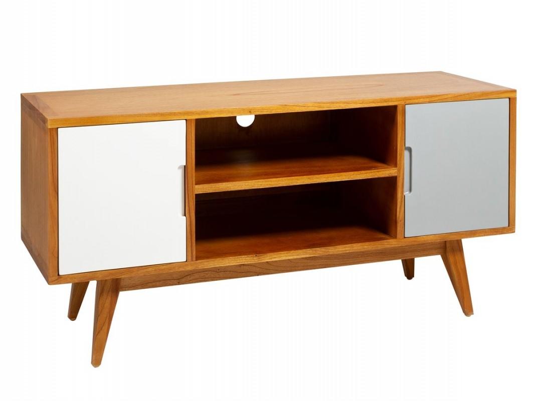 Mueble TV estilo nordico actual