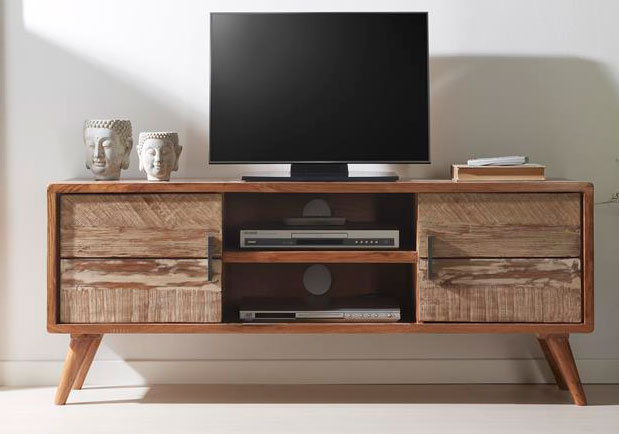 Mueble TV industrial decape
