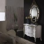 Mueble recibidor estilo vitange