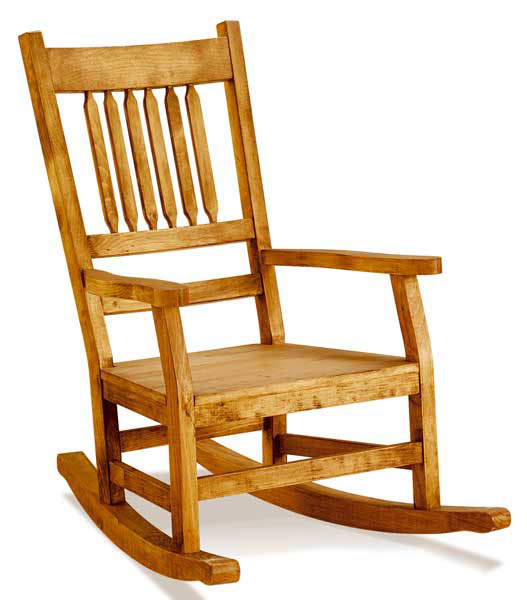 24ca2f3eb Mecedora madera rustica | Blog de artesania y decoracion