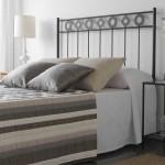 Cabecero de forja para cama