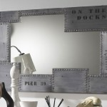 Espejo serie industrial