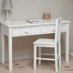 Silla escritorio blanco Grimm