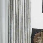 Separador Bambu Caña Delgada Blanco