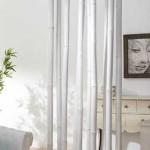 Separador Cañas de Bambu Blanco Decape