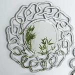 Espejo Decorativo Cadenas