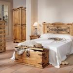 1 Dormitorio rustico marmol