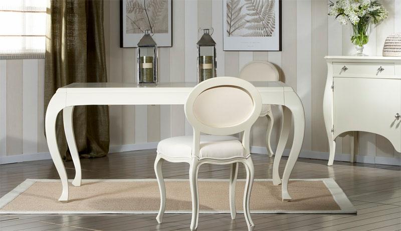 Mesa Comedor Napoleon Extensible | Blog de artesania y decoracion