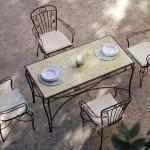 Conjunto Mesa Ceramica
