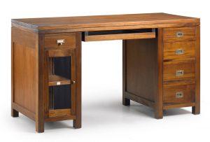 Mesa escritorio colonial