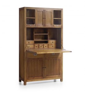 Modulo escritorio salon colonial