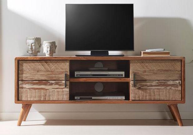 Mueble TV industrial decape