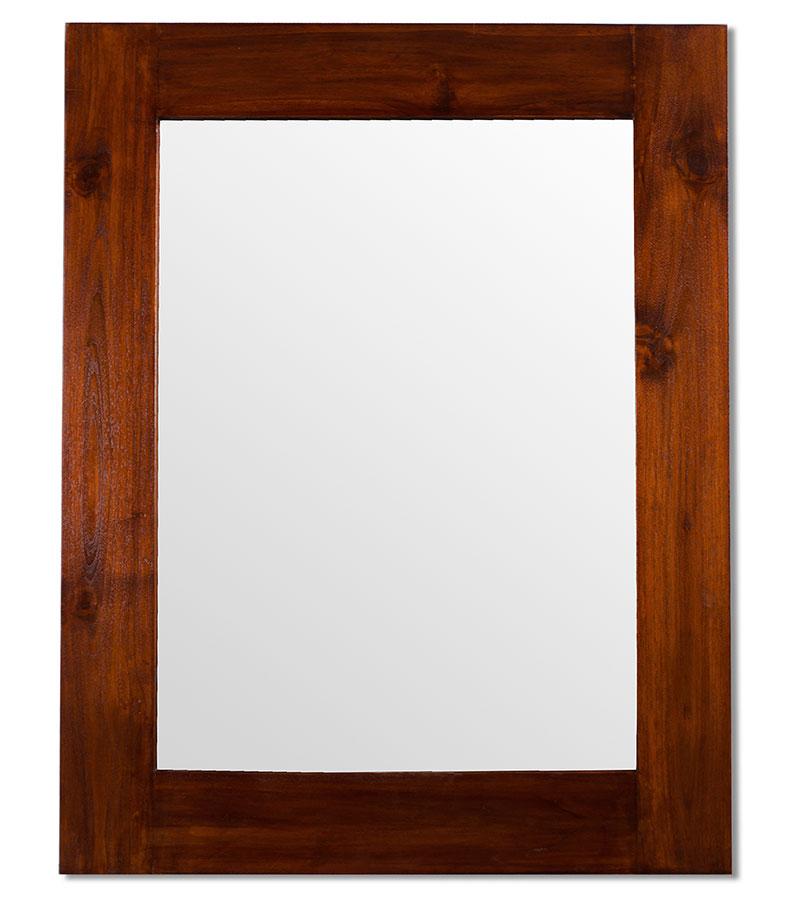 Espejo recibidor colonial